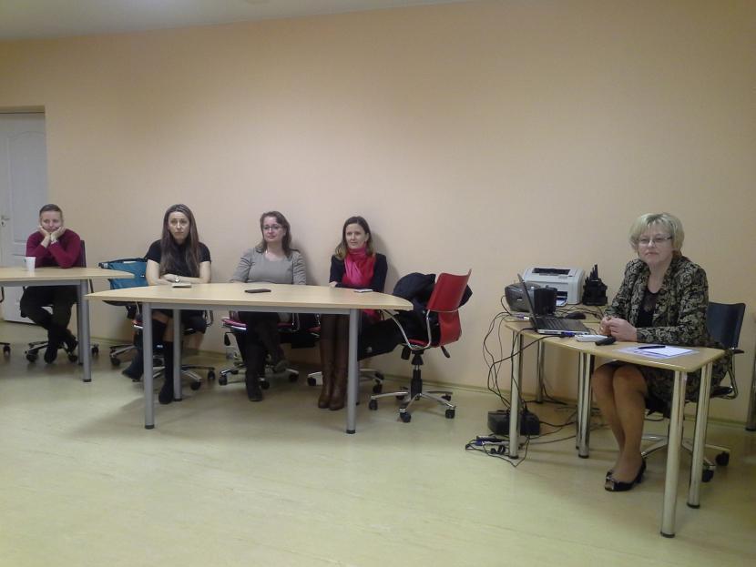 """Uzsākta mentoru konsultāciju sniegšana projekta """"INNOSTARTUP"""" dalībniekiem"""