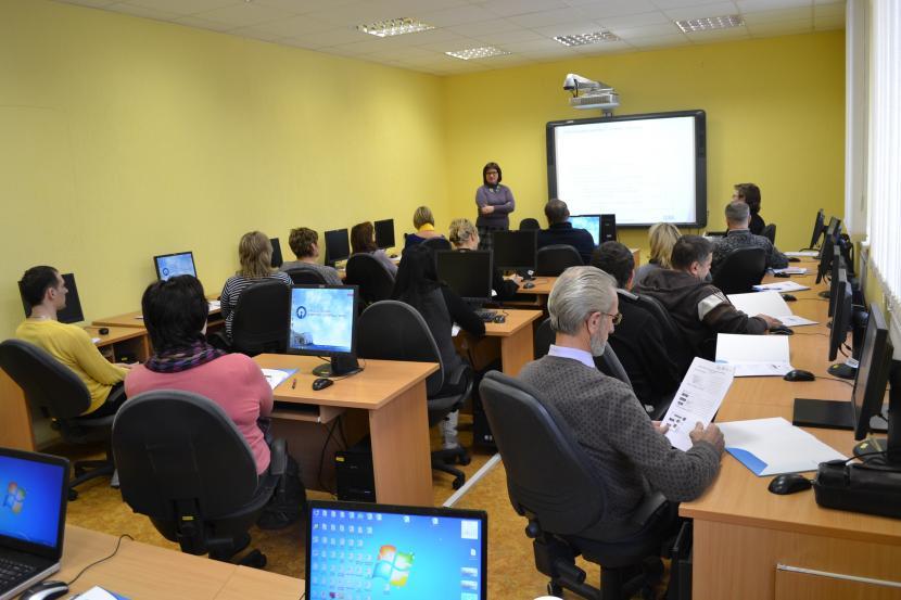 """E-prasmju nedēļas seminārs """"OiRA – interaktīvs rīks darba vides risku novēršanai"""""""