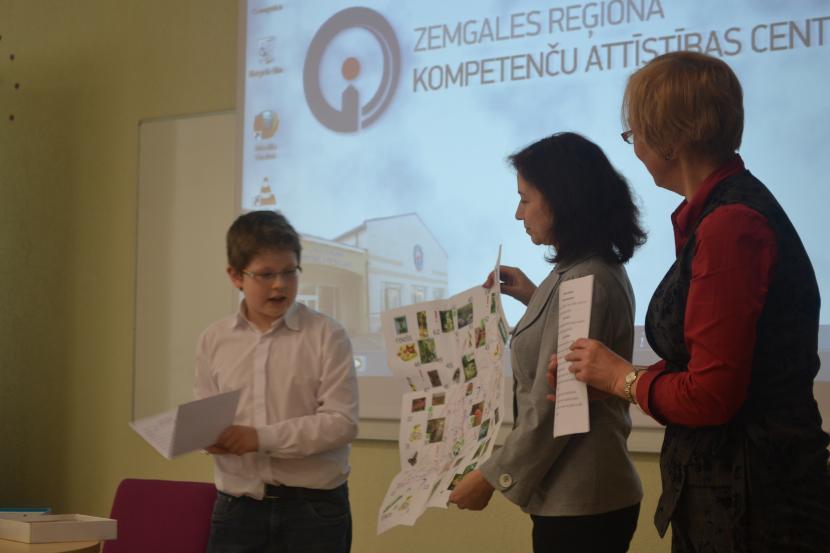 Jauno vides pētnieku forums un vides izziņas spēļu konkurss
