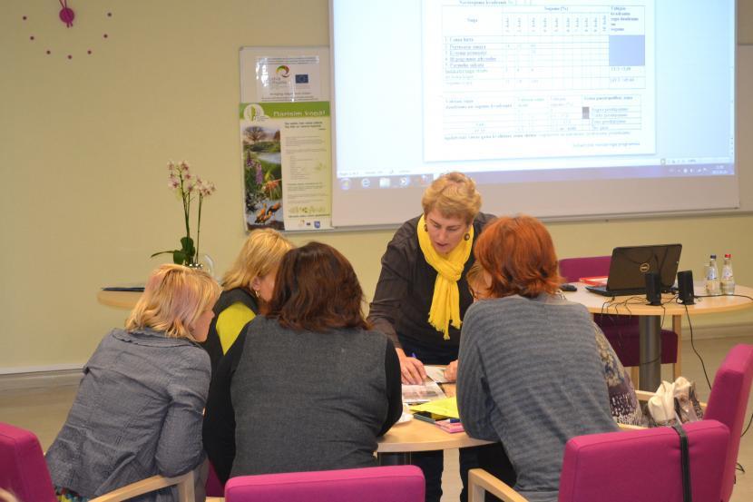 Skolotāji izglītojas par audzēkņu ieinteresēšanu dabas pētniecībā