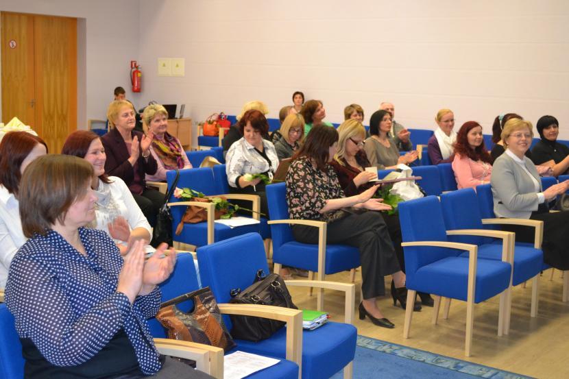 Zemgales reģiona pedagogu radošo darbu diena