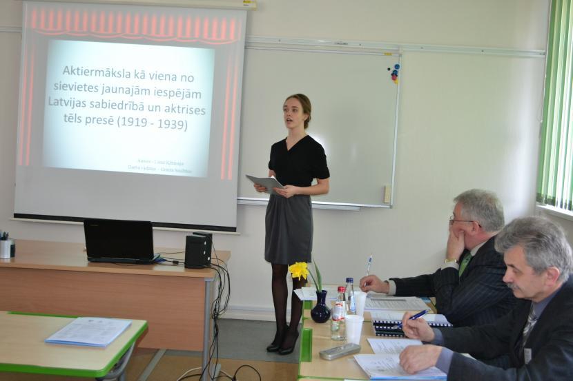 Zemgales reģionālā skolēnu zinātniski pētniecisko darbu 5. konference