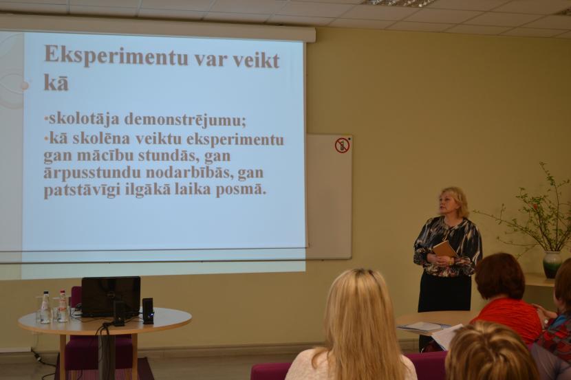 """Metodiskā konference """"Matemātika un dabaszinības sākumskolā – ceļā uz labākiem risinājumiem"""