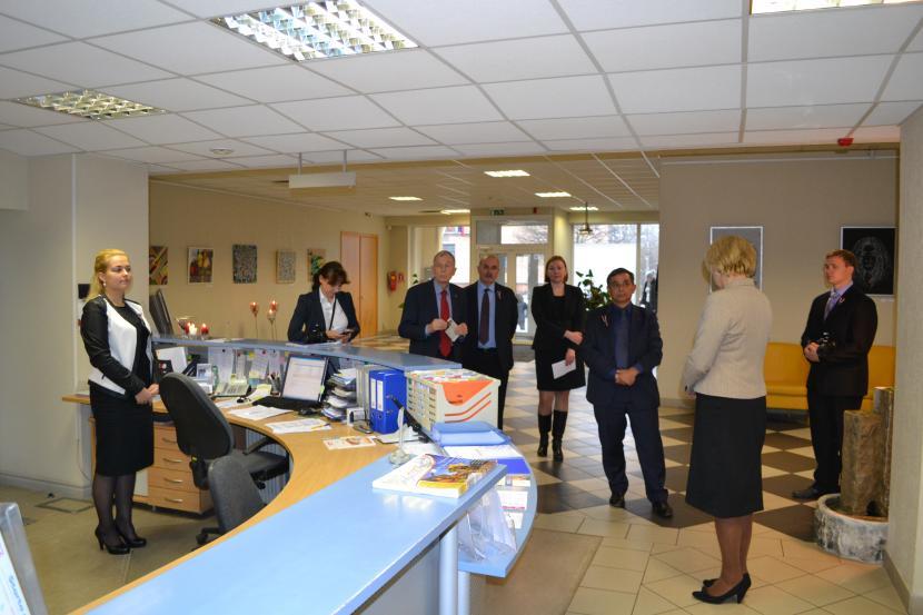 Eiropas Ekonomikas un sociālo lietu komitejas prezidents viesojas ZRKAC
