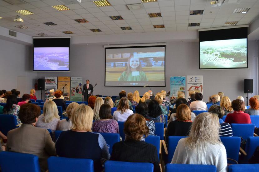 """Starptautiska izglītības konference """"Nākotnes prasmju pamatus liekam šodien"""""""