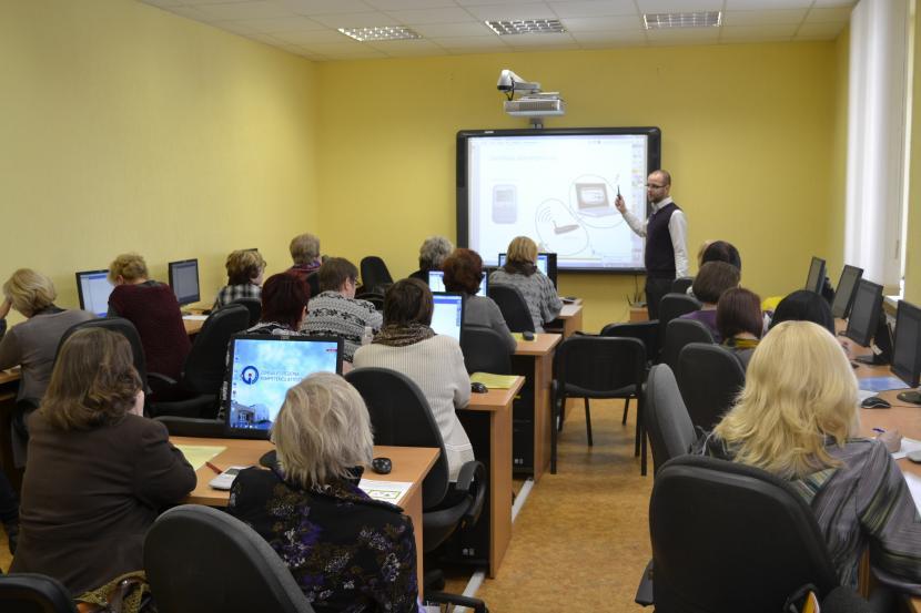 E-prasmju diena pedagogiem