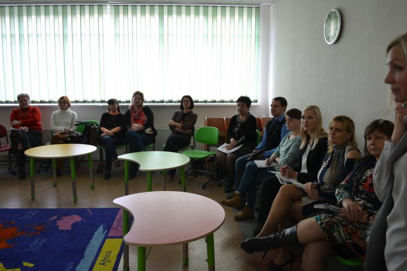 """Inovāciju diena pedagogiem """"No prasmēm uz kompetencēm"""""""