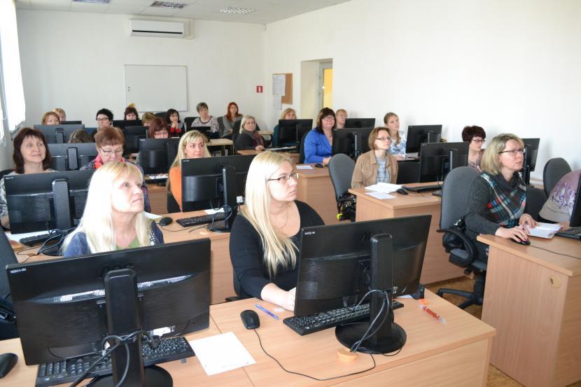 E-prasmju diena Zemgales reģiona pedagogiem