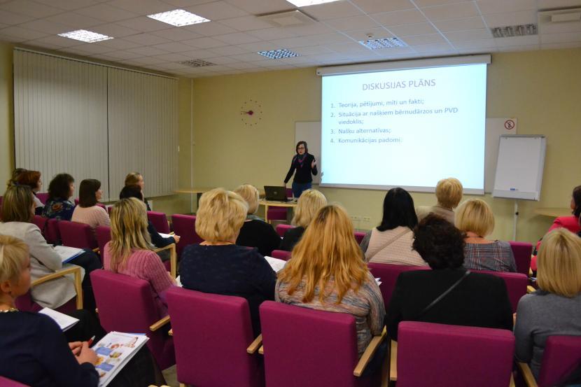 Izglītojošs seminārs un diskusija - veselīgi našķi, cienasti svētku reizēs