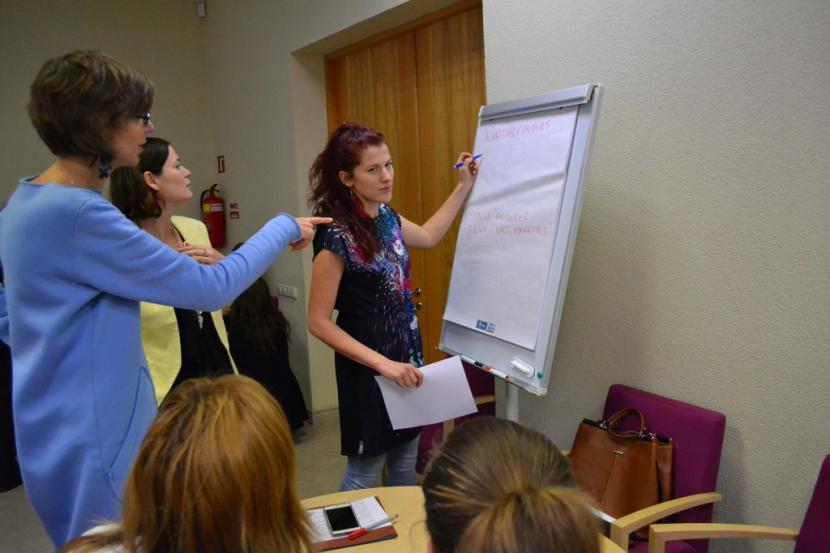 """Seminārs """"Impulsa diena Jelgavā"""" (sociālās uzņēmējdarbības attīstībai)"""
