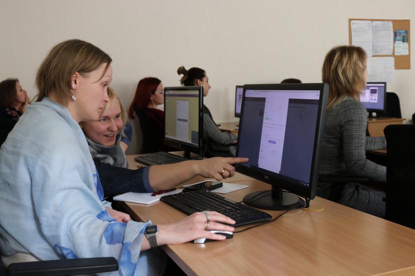 E-prasmju diena Zemgales reģiona pedagogiem 2019