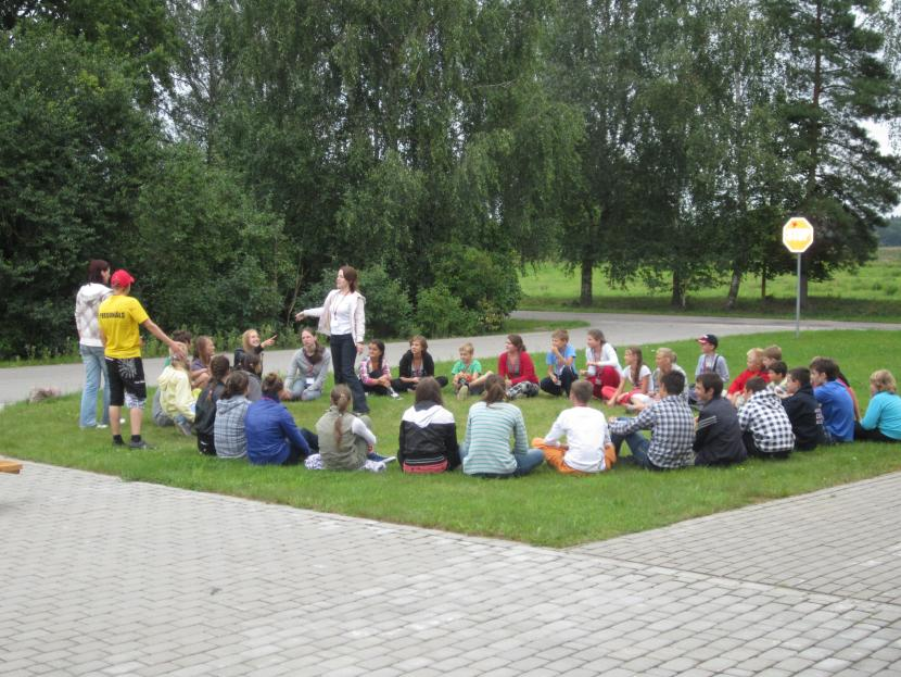 Junioru universitātes Vasaras sesija