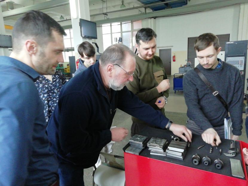 Uzsākta Erasmus+ projektā izstrādāto mācību materiālu aprobācija