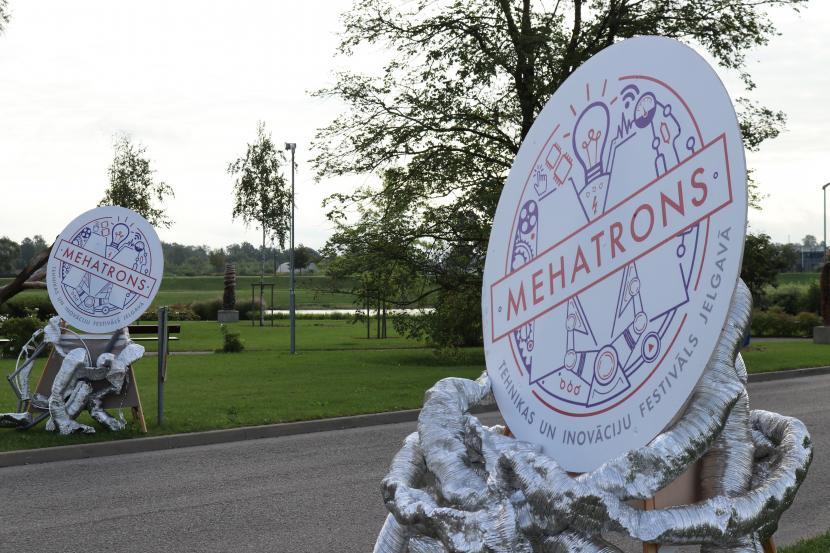 """2. Tehnikas un inovāciju festivāla """"Mehatrons"""" pasākumi Pasta salā"""