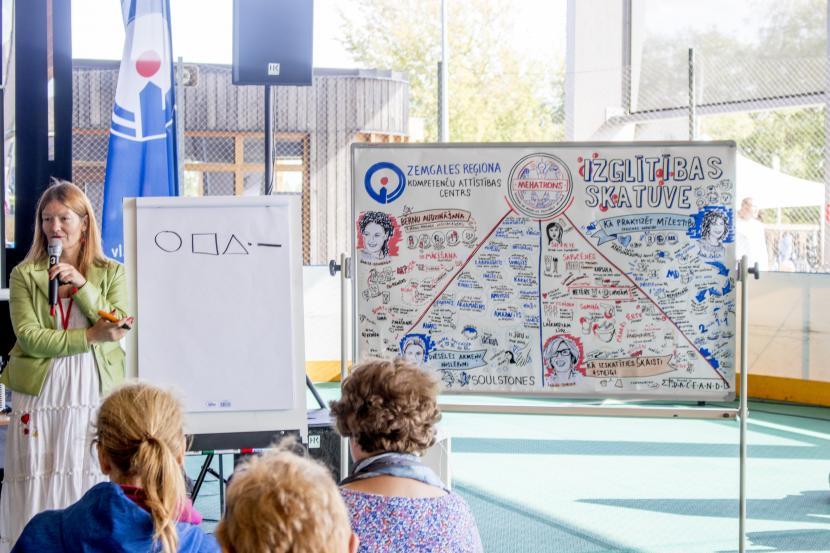 ZRKAC Izglītības skatuve Mehatronā