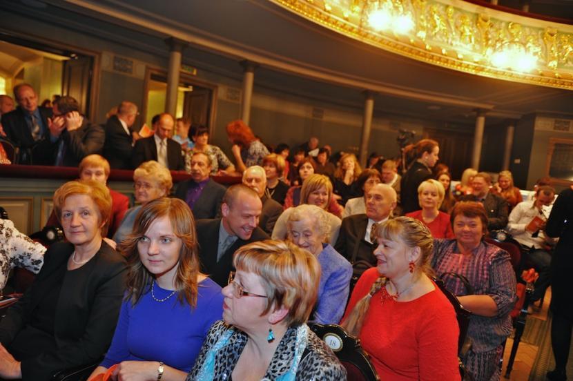 """Projekta """"Pieslēdzies, Latvija!"""" apbalvošanas ceremonija"""