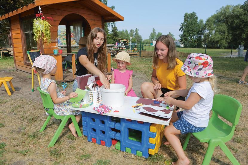 Vasaras nodarbinātība Jelgavā 2021